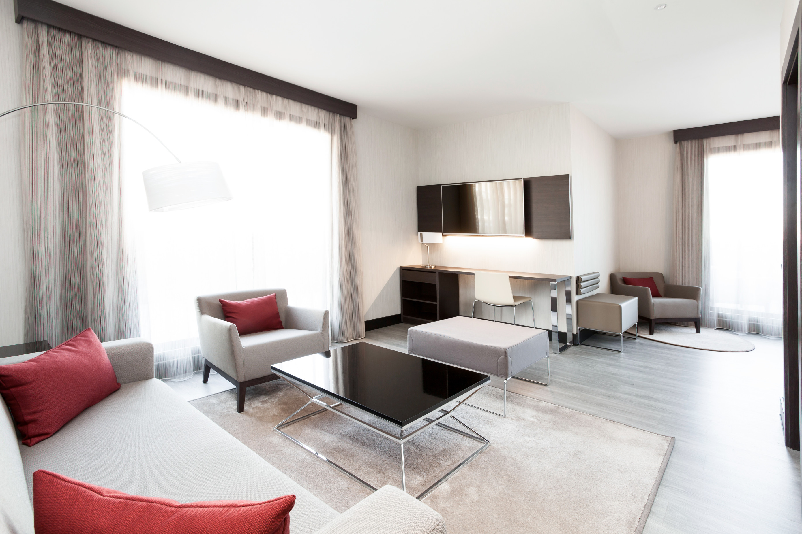 Habitación - Novotel Madrid Center
